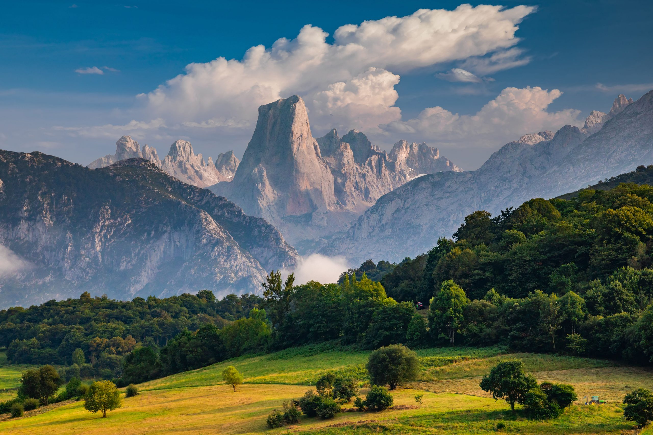 Asturias: Experience nature, wildlife and outdoor adventures in Northern Spain.