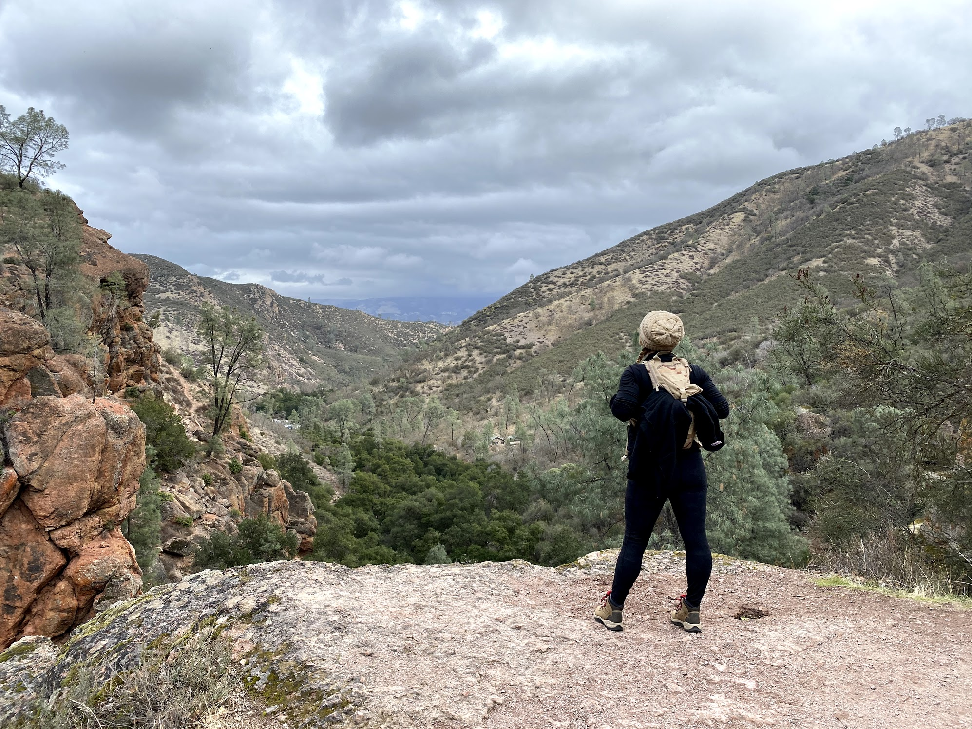 ADDRESSING THE TOP 5 FEARS OF SOLO FEMALE HIKING